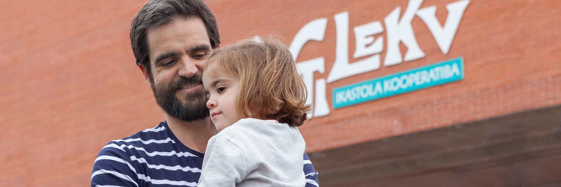 Ikastola cooperativa de familias referente en la Margen Izquierda
